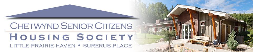 Chetwynd Senior Citizens Housing Society